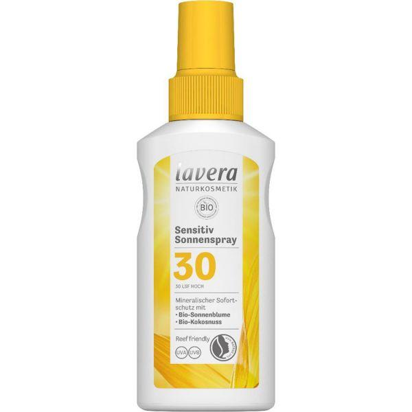 Lavera Sensitiv Sonnenspray LSF 30