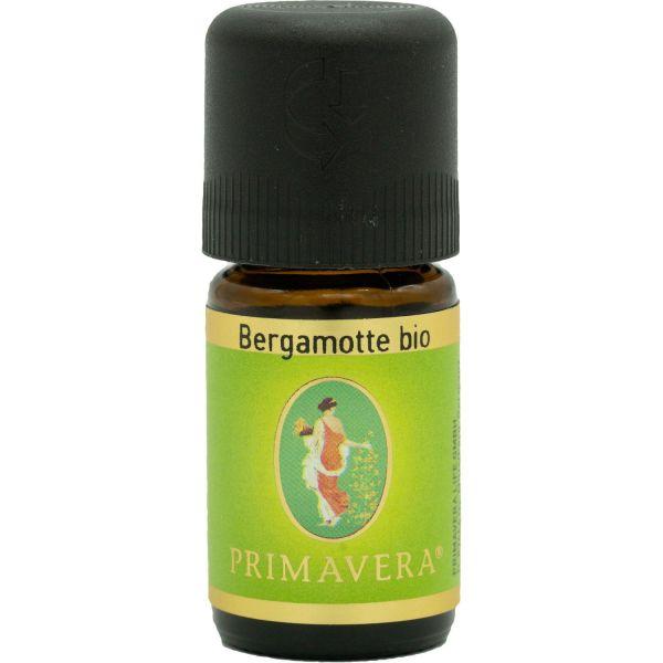 Primavera ätherisches Öl Bergamotte Italien Bio 5ml