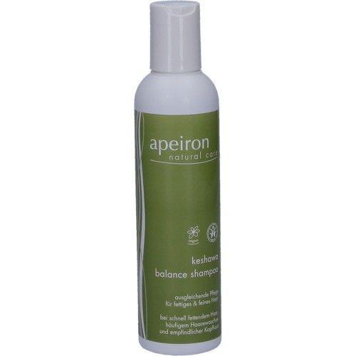 Apeiron Keshawa Balance Shampoo - für feines & fettiges Haar 200ml