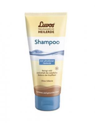 Luvos Heilerde Shampoo 200ml
