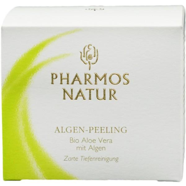 Pharmos Natur Algen-Peeling Bio Aloe mit Algen 50ml