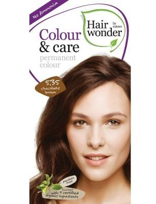 Hairwonder Colour & Care Chocolate Brown 5.35 - Coloration 100ml