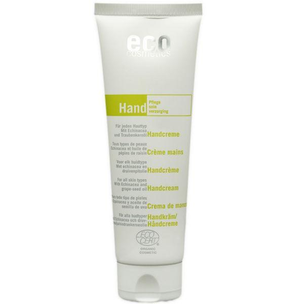 Eco Cosmetics Handcreme Echinaea Traubenkernöl 125ml