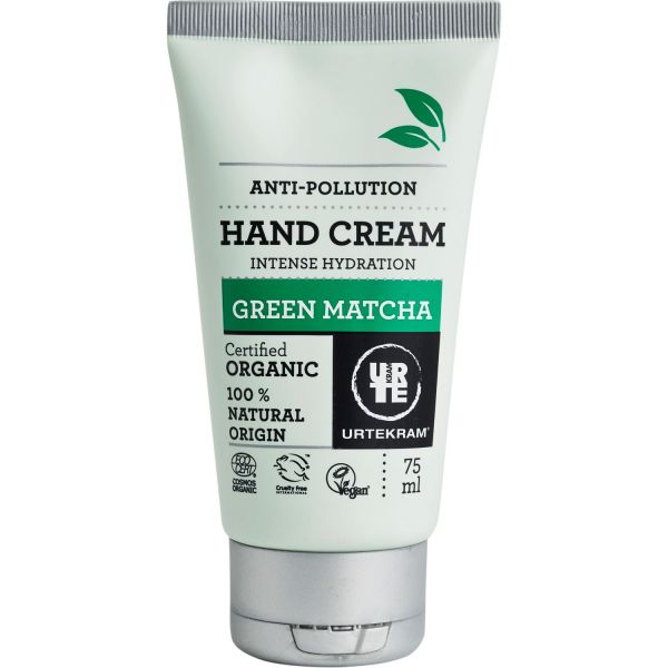 Urtekram Green Matcha Hand Cream - Handcreme 75ml