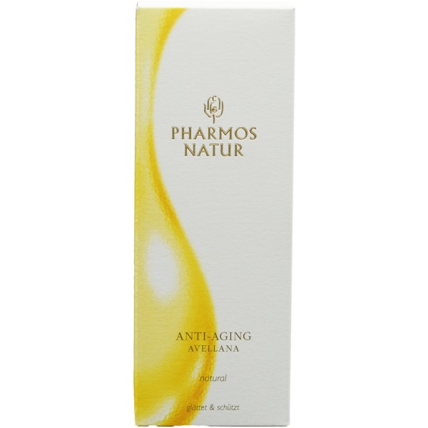 Pharmos Natur Anti-Aging Avellana Öl 50ml