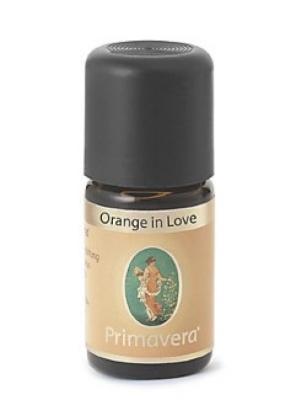 Primavera ätherische Duftmischung Orange in Love 5ml