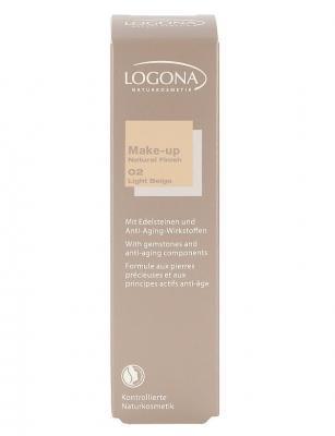 Logona Make up Natural Finish 02 30ml