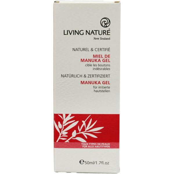Living Nature Manukagel 50ml