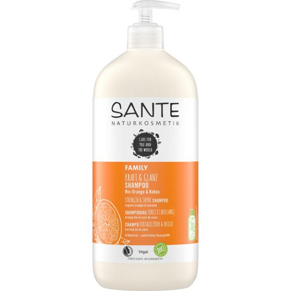 Sante Family Kraft & Glanz Shampoo