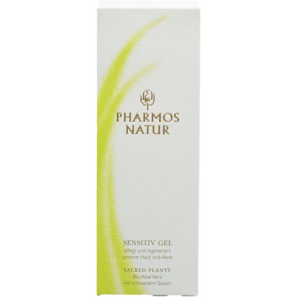 Pharmos Natur Sensitiv Gel Aloe & Schwarzer Sesam 50ml