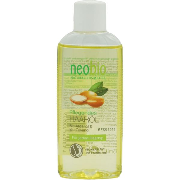 Neobio Pflege Haaröl Bio-Aloe Vera & Arganöl 75ml