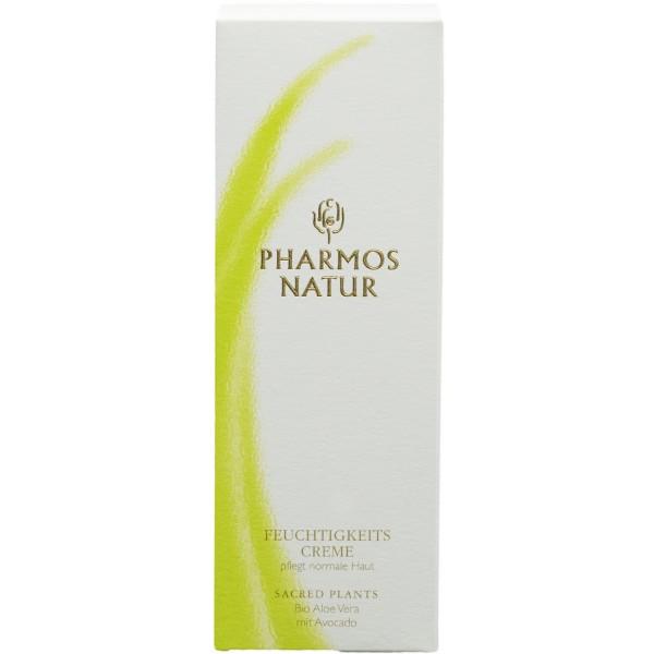 Pharmos Natur Feuchtigkeitscreme Bio Aloe & Avocado 50ml