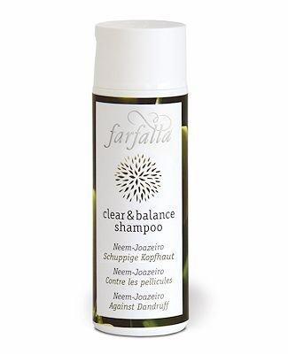Farfalla Shampoo Clear & Balance Neem-Joazeiro 200ml