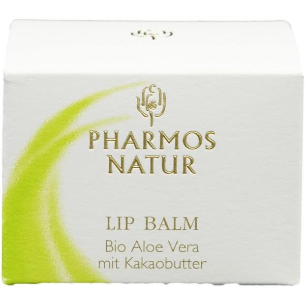 Pharmos Natur Lippenbalsam Bio Aloe 7ml