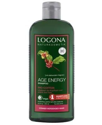 Logona Age Energy Shampoo Bio Coffein 250ml