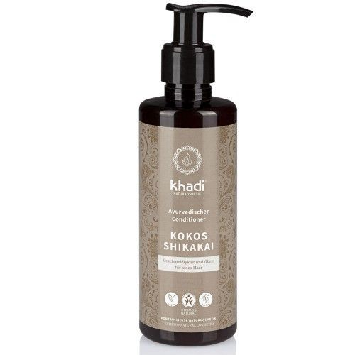 Khadi Kokos Shikakai Conditioner 200ml