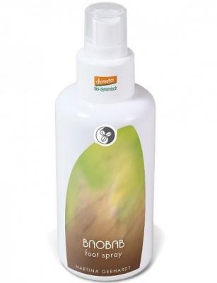 Martina Gebhardt Baobab Foot Spray - Fußspray