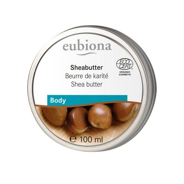 Eubiona Bio Sheabutter 100ml