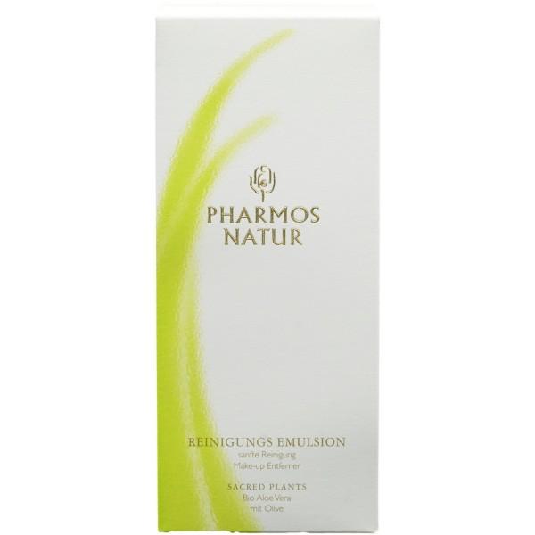 Pharmos Natur Reinigungs-Emulsion mit Bio Aloe 150ml