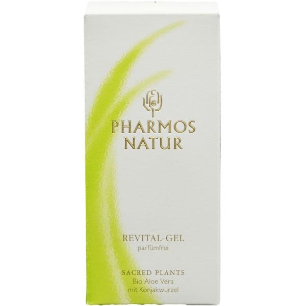 Pharmos Natur Revital Gel Classic Bio Aloe 50ml