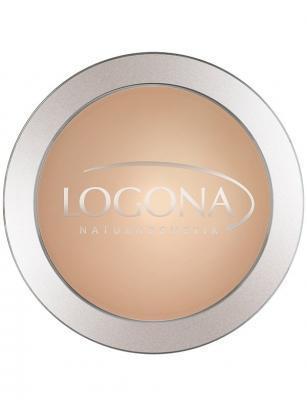Logona Gesichtspuder 02 medium beige - Face Powder 10g