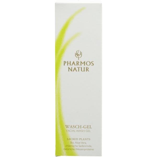 Pharmos Natur Wasch-Gel Bio Aloe 50ml