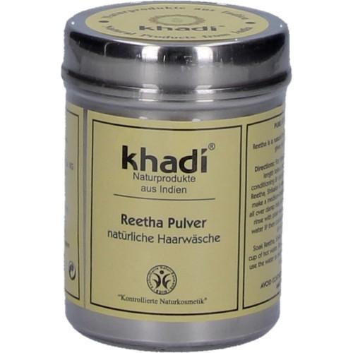 Khadi Reetha Powder - Waschnusspulver 150g