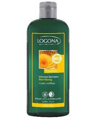 Logona Volumen Shampoo Bier-Honig 250ml