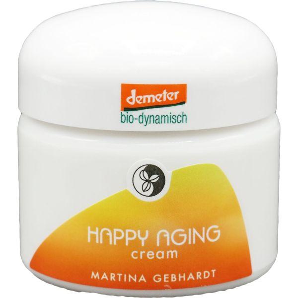 Martina Gebhardt Happy Aging Cream - Hautcreme