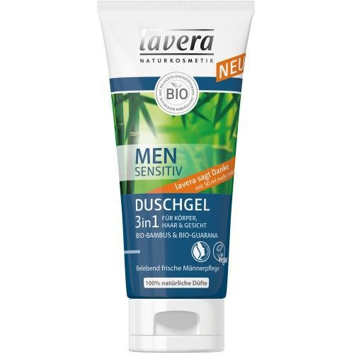 Lavera Men Sensitiv 3in1 Duschgel