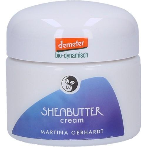Martina Gebhardt Sheabutter Cream - Sheabutter Hautcreme