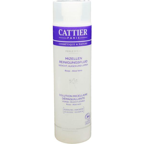 Cattier Bio Mizellen Reinigungsfluid 300ml