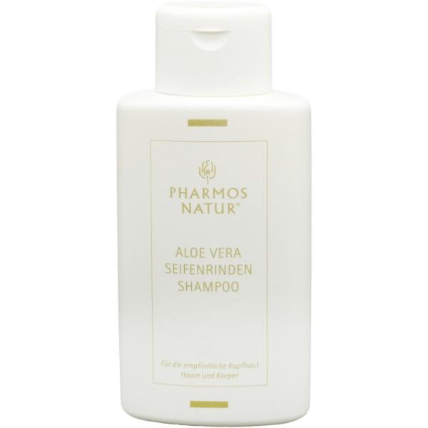 Pharmos Natur Seifenrinden Shampoo Bio Aloe 250ml