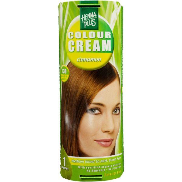 Henna Plus Colour Cream Cinnamon 7.38 60ml