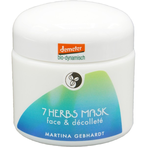 Martina Gebhardt 7 Herbs Vital Mask Gesichtsmaske 100ml