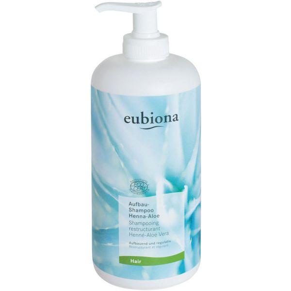 Eubiona Aufbau Shampoo Henna Aloe