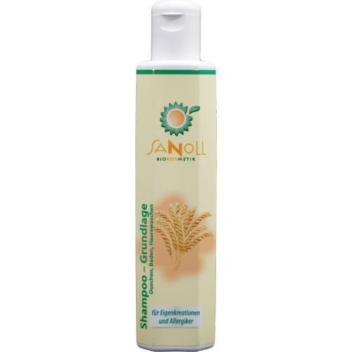 Sanoll Shampoo & Duschbad Grundlage