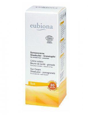 Eubiona Sonnencreme LSF 30 50ml