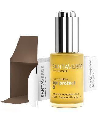 Santaverde Aloe Vera Age Protect Gesichtsöl 30ml