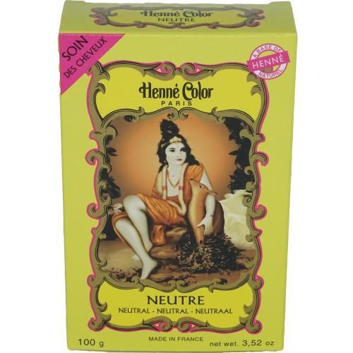 Hintze Henne Color Henna Pulver Neutral 100g