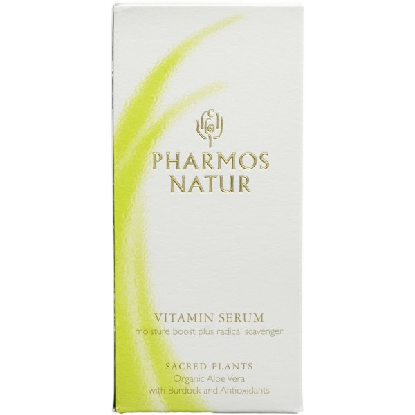 Pharmos Natur Vitamin Serum Bio Aloe 50ml