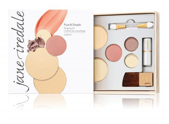 Jane Iredale Make up Reiseset medium - Sample Kit medium