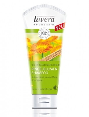 Lavera Bio Ringelblumen Shampoo Natrue zertifiziert 200ml