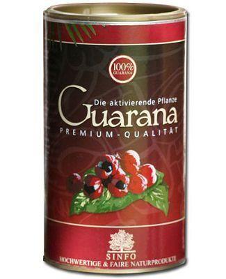 Sinfo Bio Guarana Pulver - Guarana 500g
