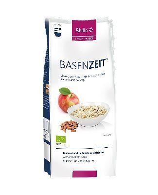 Alvito Basenzeit - Buchweizen-Hirse-Brei 400g