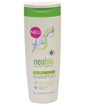 Neobio Sensitive Shampoo Bio-Aloe Vera & Parfümfrei 250ml