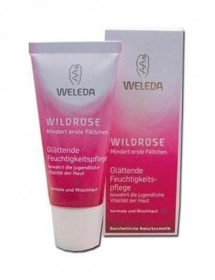 Weleda Glättende Wildrosen Feuchtigkeitspflege 30ml
