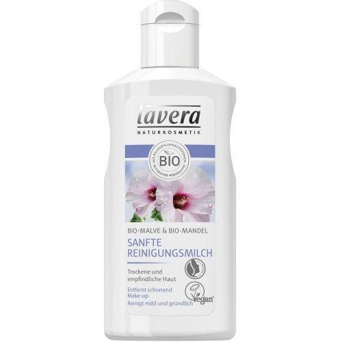Lavera Sanfte Reinigungsmilch Bio Malve