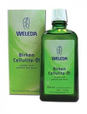 Weleda Birken Cellulite Öl 200ml