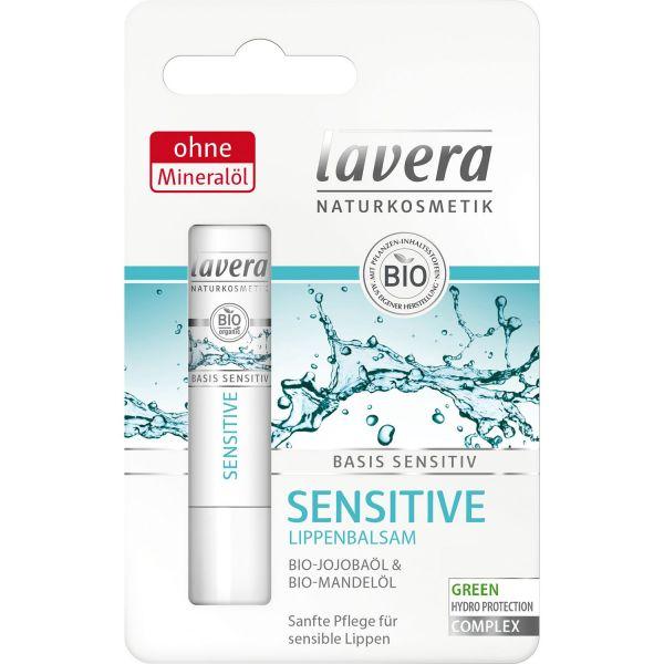 Lavera Basis Sensitiv Lippenbalsam 4,5g